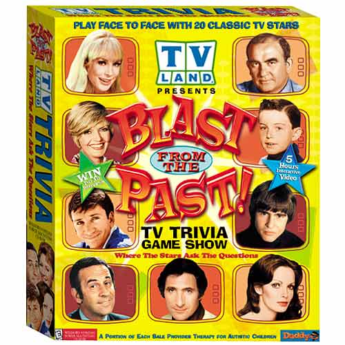 TV Land presents Blast From the Past! featuring Davy Jones