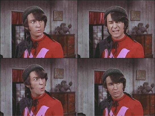 Mike Nesmith in Monkees Chow Mein