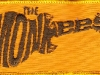 Monkees Gold Cloth Patches