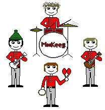 Valorie Winn's Monkees Artwork