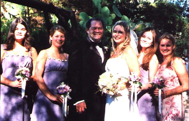 Micky Dolenz & Donna Dolenz Wedding Photos 1