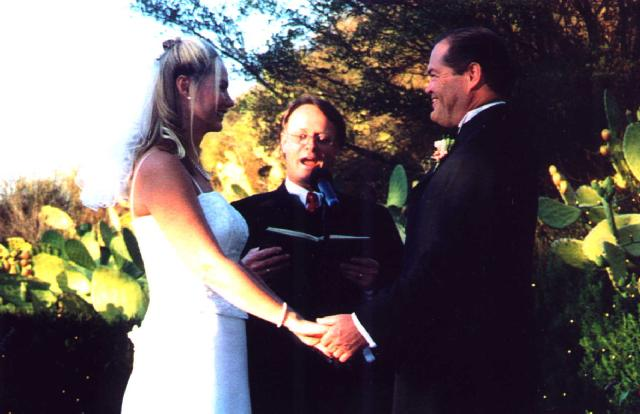 Micky Dolenz & Donna Dolenz Wedding Photos 2