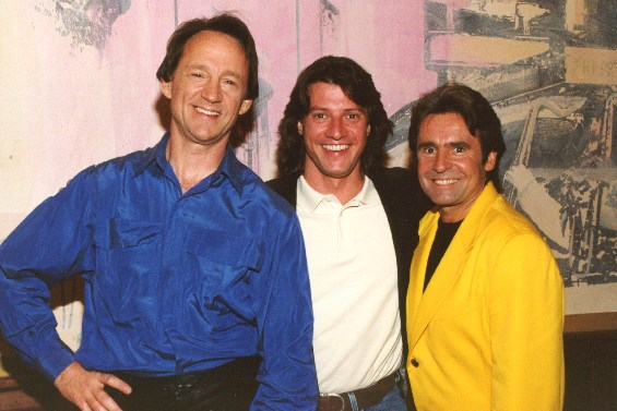 Monkees Backstage on Tonight Show with Jay Leno #2