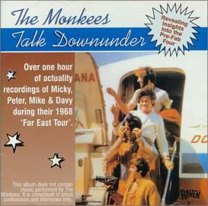 Monkees Talk Down Under