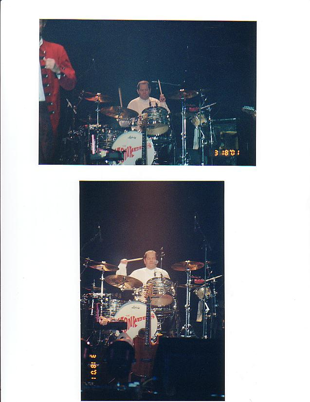 Ginger Fitts's Pictures of The Monkees 2001 - 12