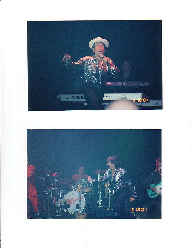 Ginger Fitts's Pictures of The Monkees 2001 - 15