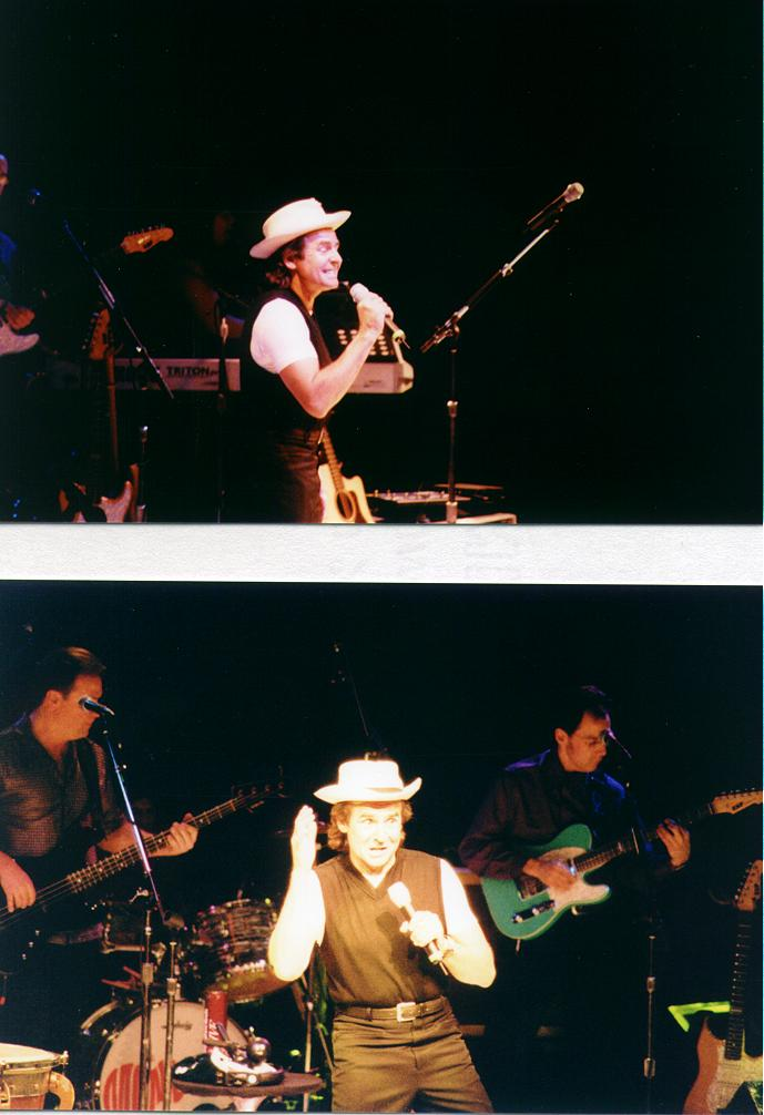 Jennifer C. Huebl's Pictures from Westbury show 2001 - 9
