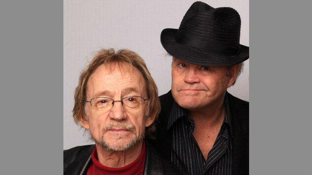 Micky Dolenz and Peter Tork 04/26-28/2013 Parsippany, N.J.