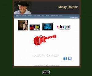 Micky Dolenz' Own Web Page