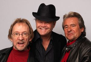 Hey, hey it's… three-quarters of The Monkees