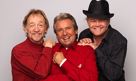 Still monkeying around, still busy singing: The Monkees reunite