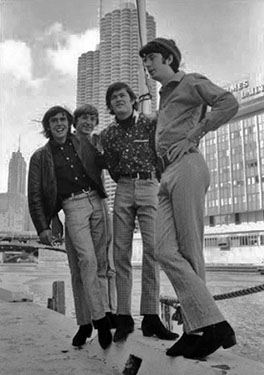 Photo: Hey, hey, it's The Monkees!
