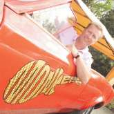 Car fanatic buys iconic Monkeemobile car