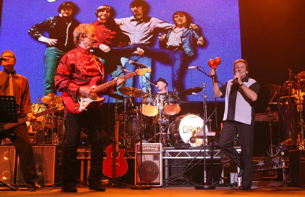 Review: The Monkees at Liverpool Echo Arena
