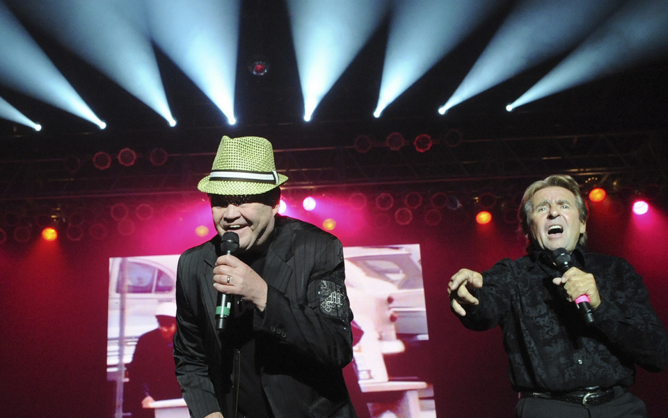 Monkees bring more than novelty and nostalgia to Lowell