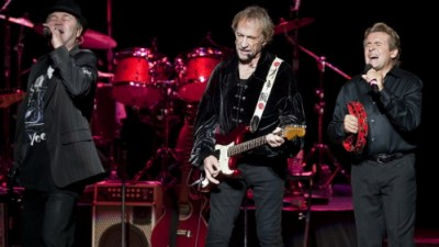 Monkees tell own tale in multi-media performance