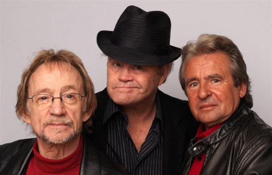 The Monkees at the Red Robinson Show Theatre Sept. 23