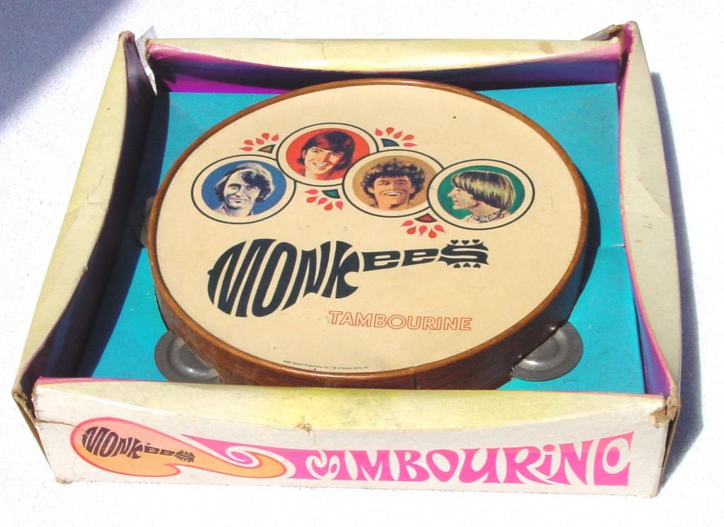 TambourineInBox