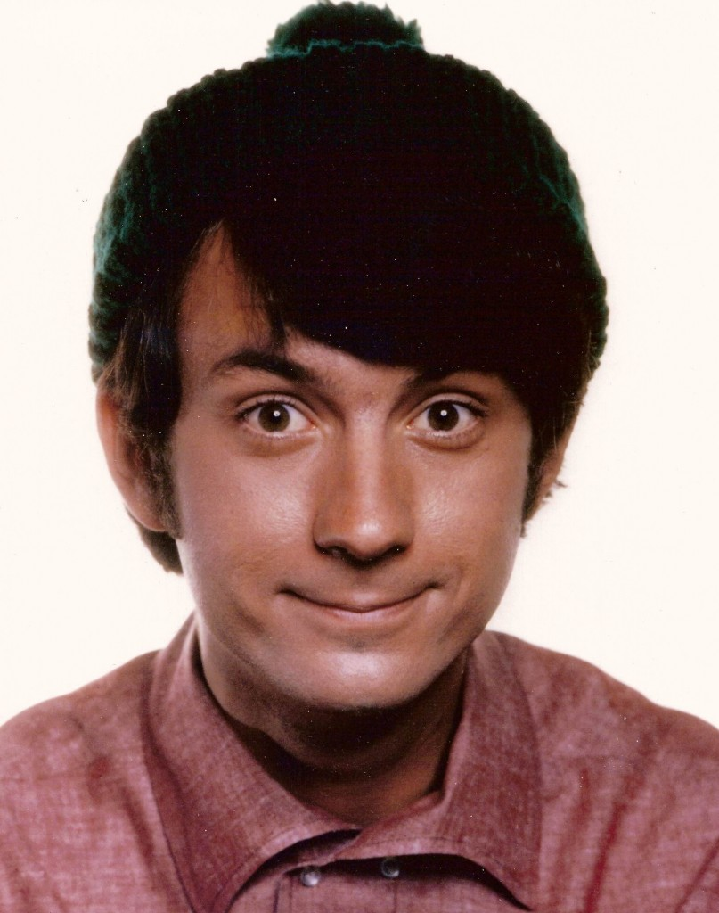 michael nesmith headshot