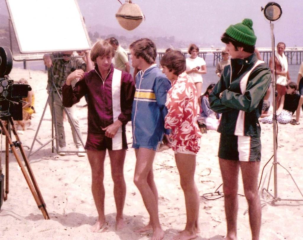 monkees 60's beach