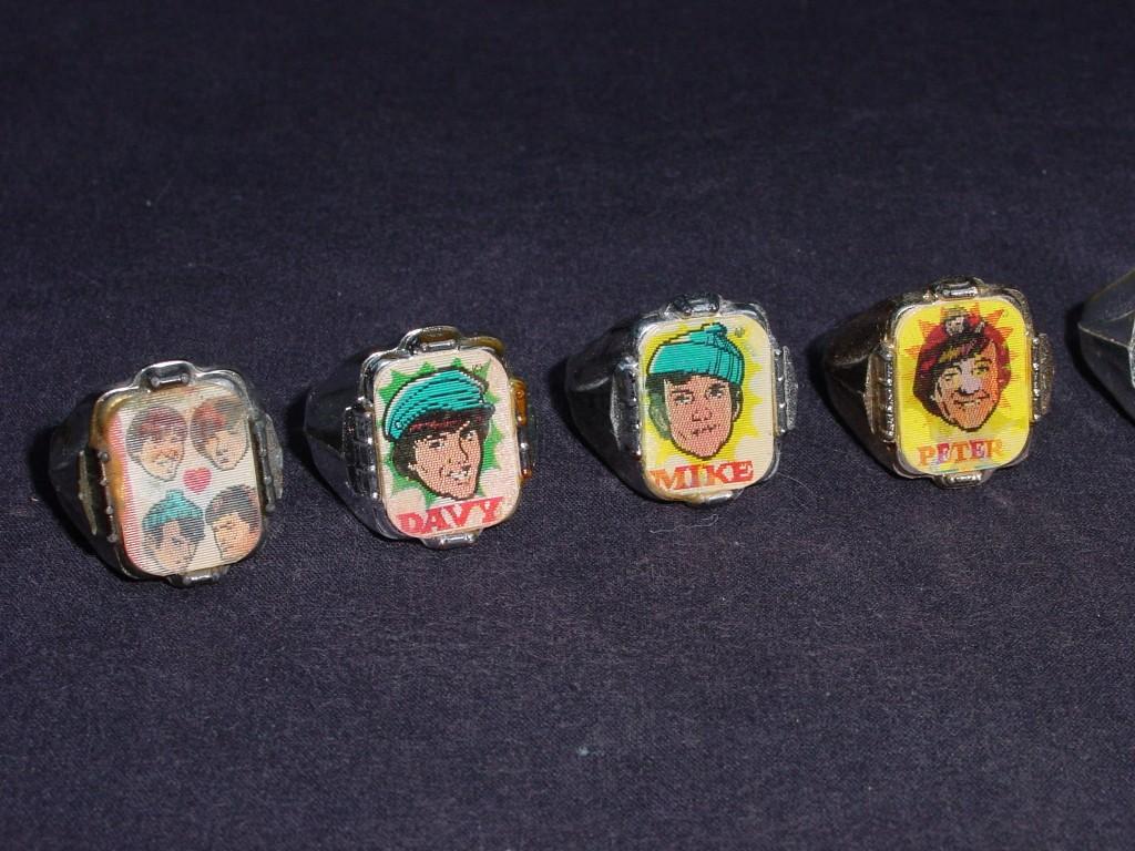 monkees rings