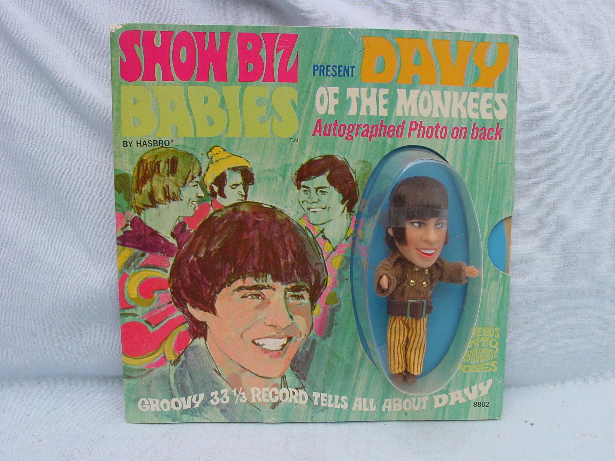 show biz babies davy