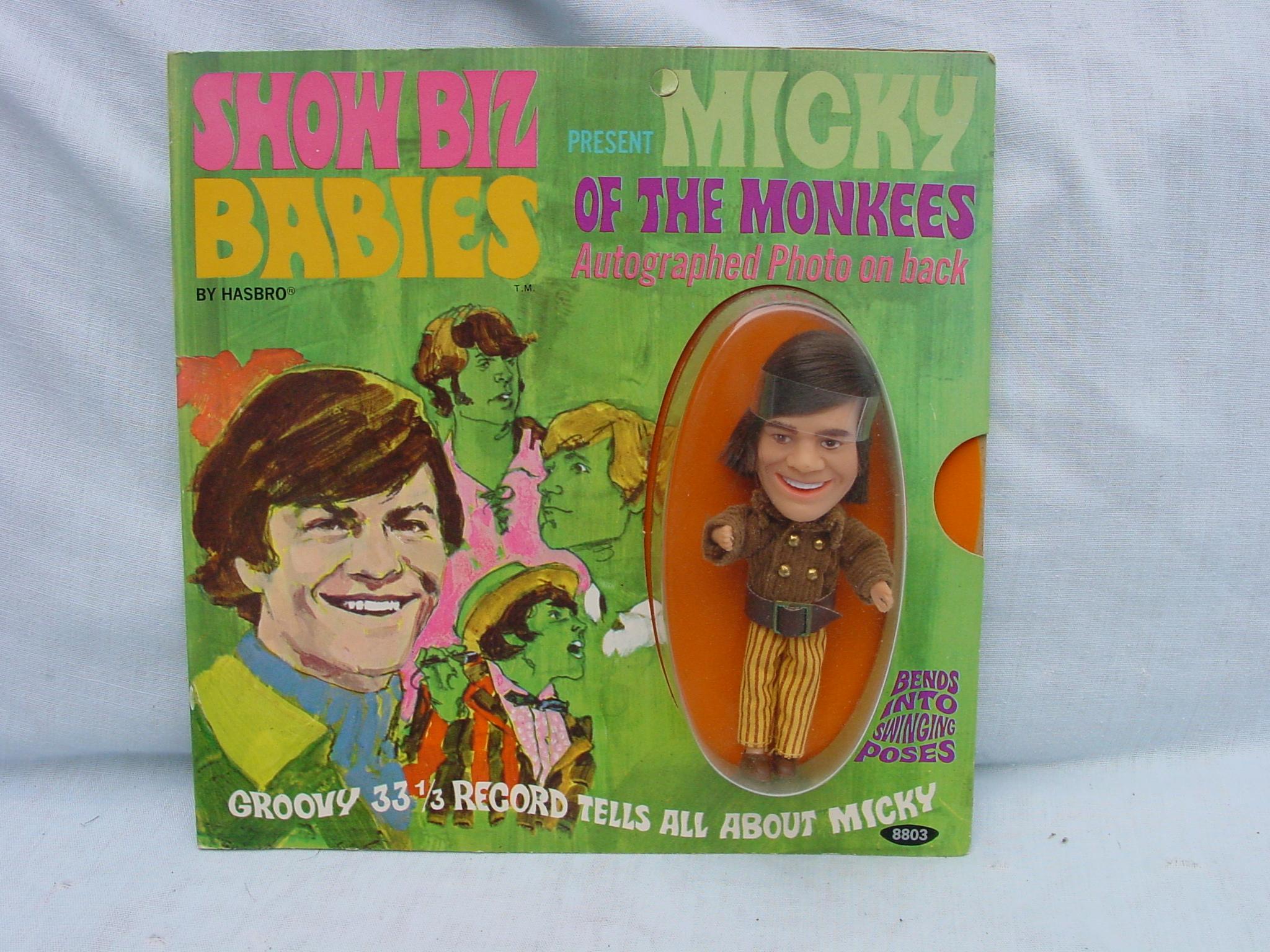 show biz babies micky
