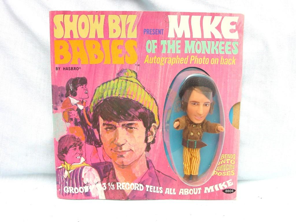 show biz babies mike