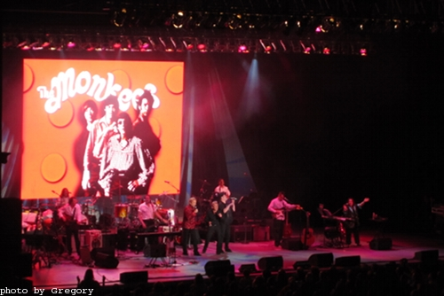 The Monkees at 45: Time Travel at the Greek
