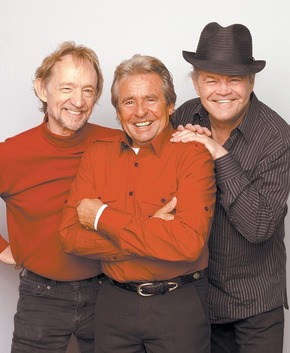 The Monkees reunite at the Chumash Casino