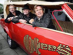 Monkees axe anniversary tour