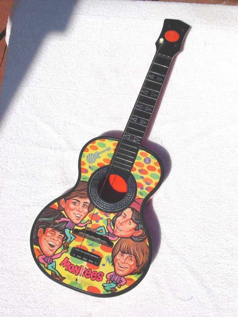 monkees guitar