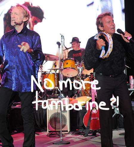 The Monkees Will Monkey Around No More! 45th Anniversary Tour CANCELED!
