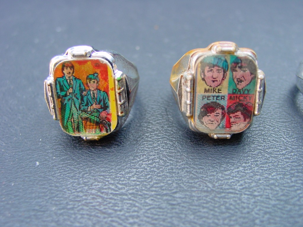 monkees rings