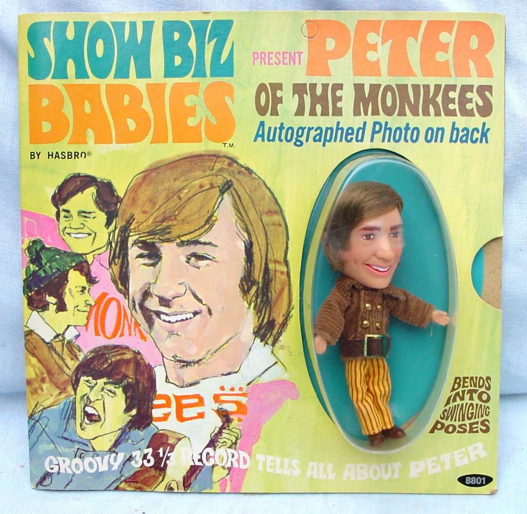PeterShowBizDollOnCard