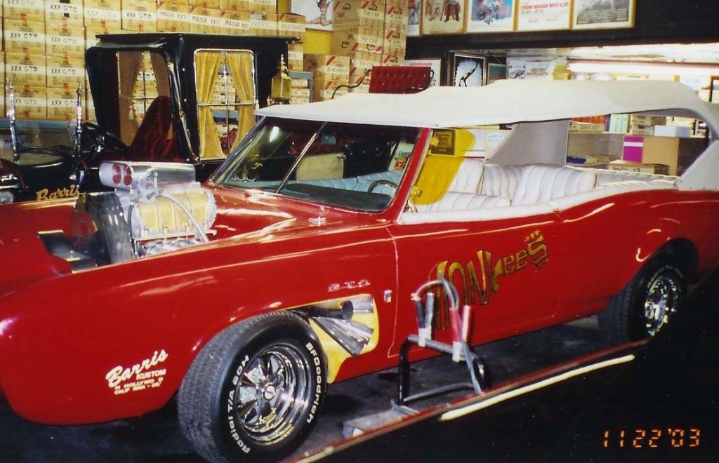 monkeemobile at barris motor works