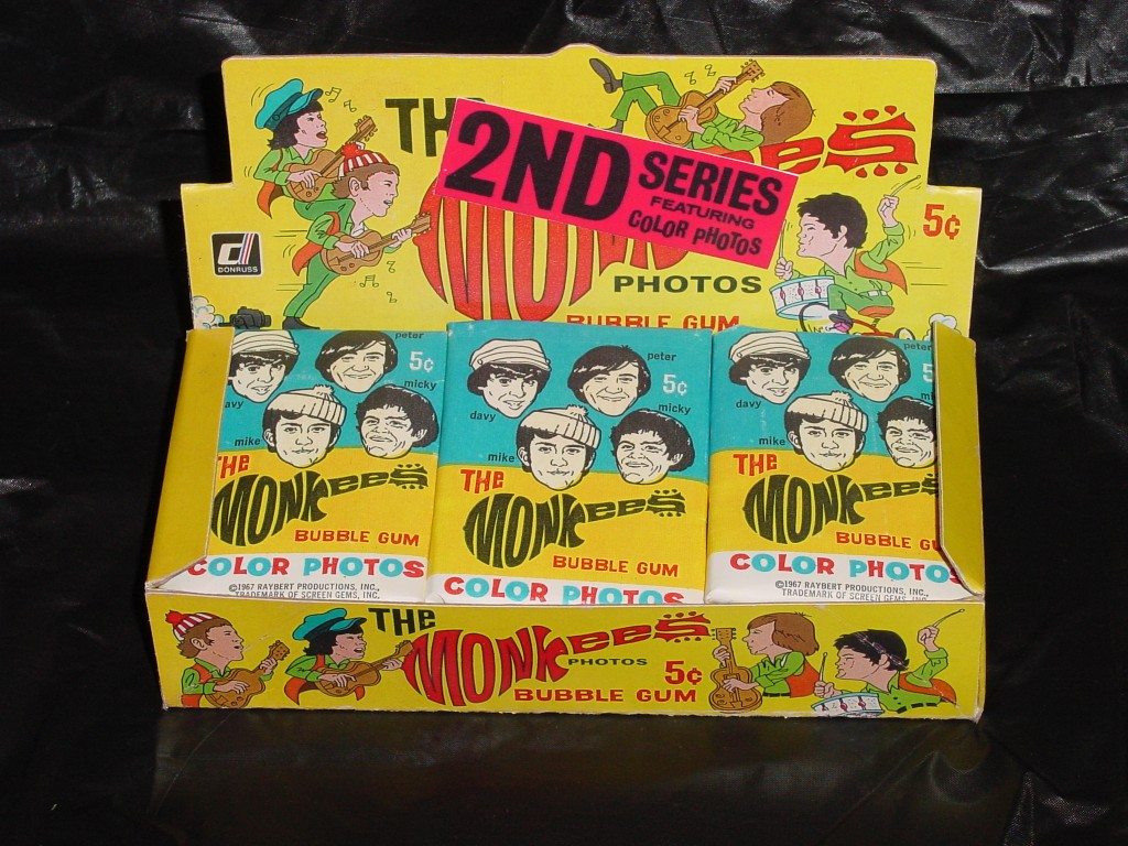 monkees cards 2