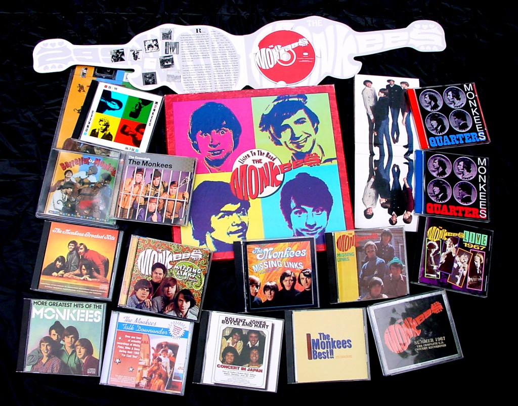 monkees CD's