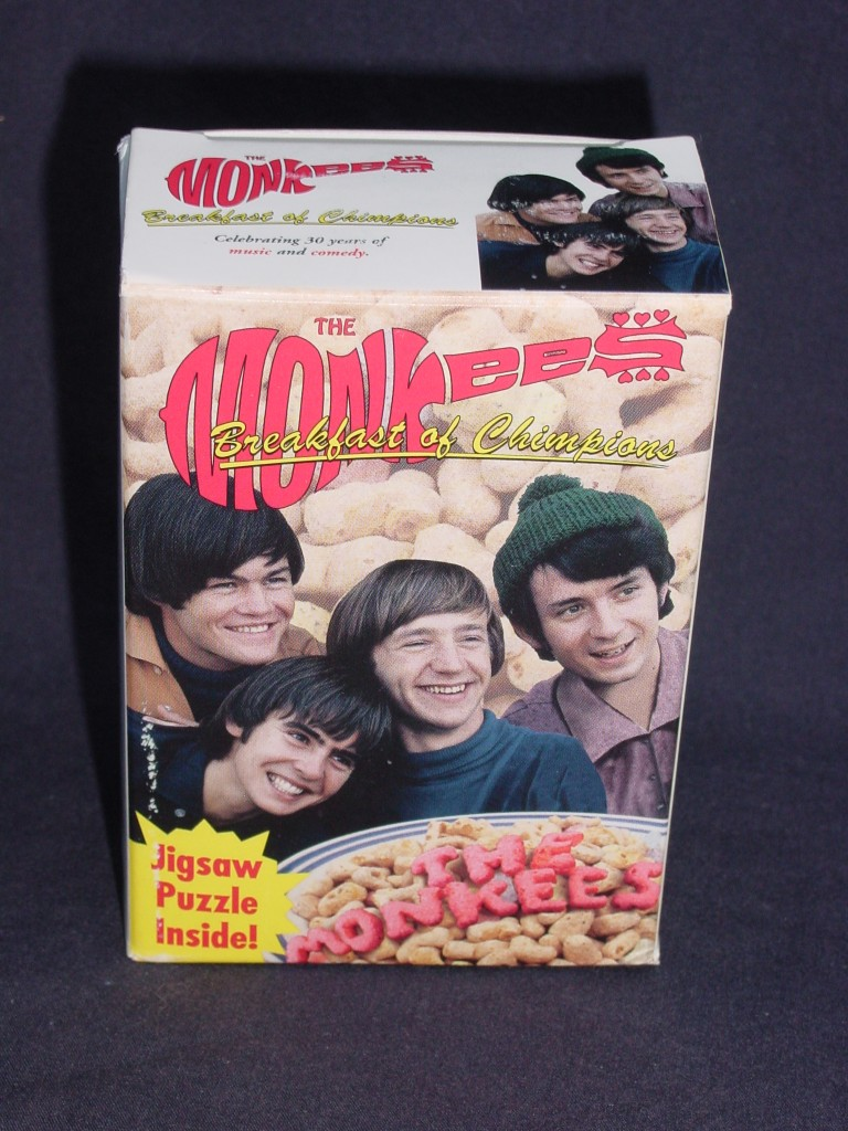 monkees cereal