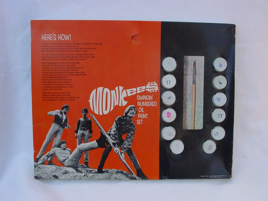 monkees paint se