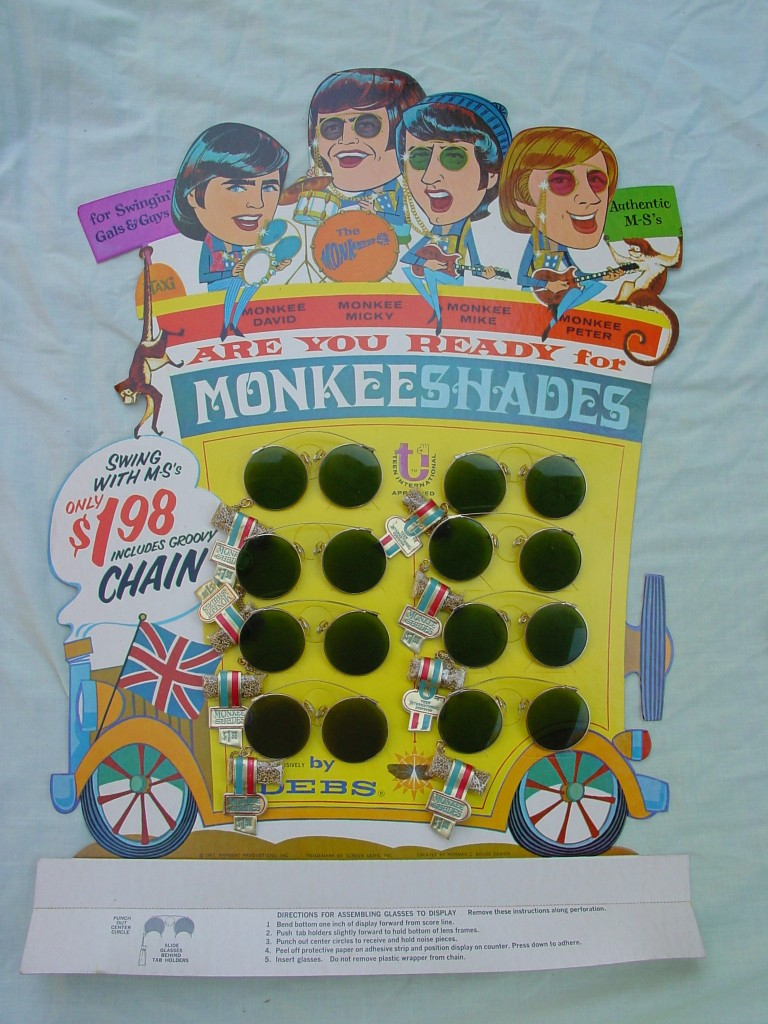 monkees shades