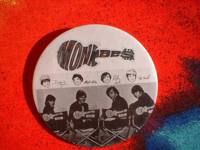 monkees button