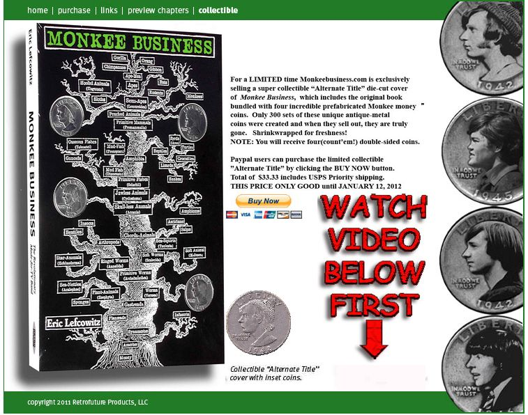 Amazing Monkees Coins – Limited Edition