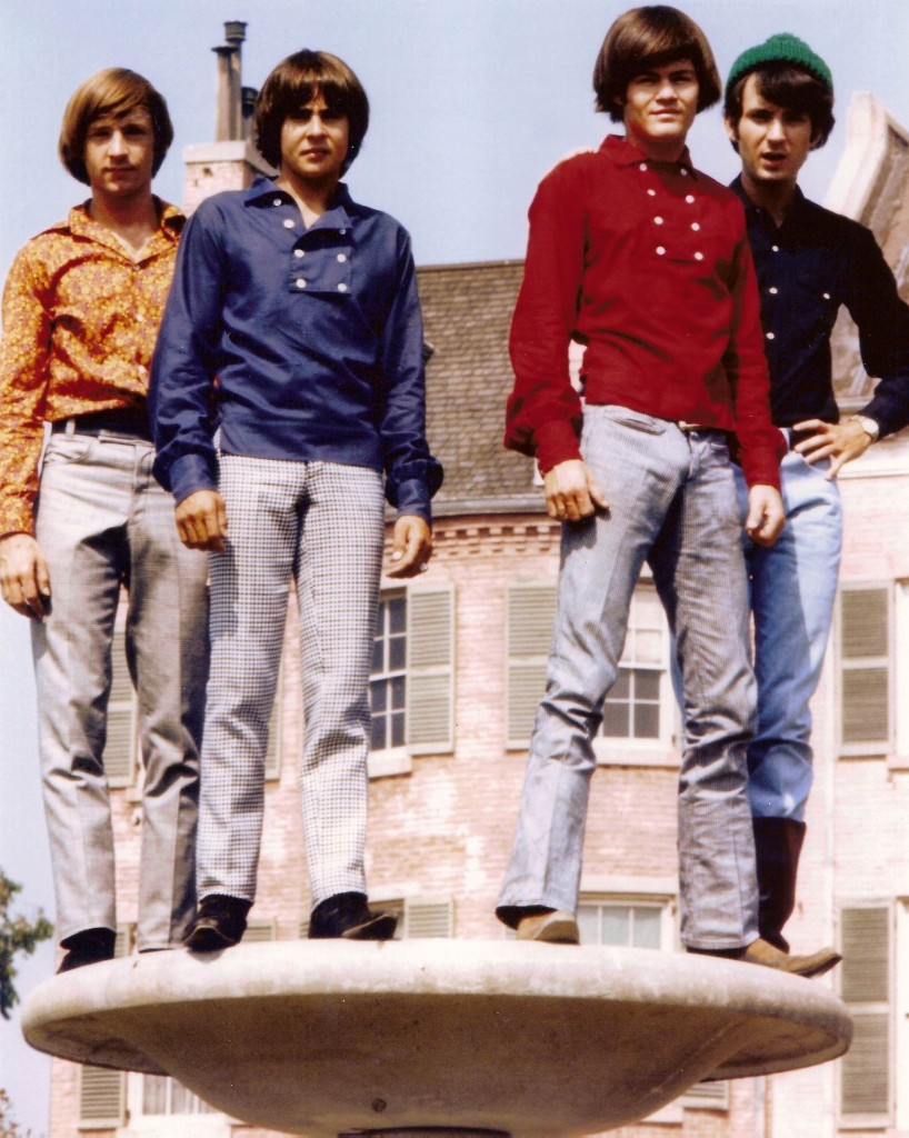 monkees 60's fountain