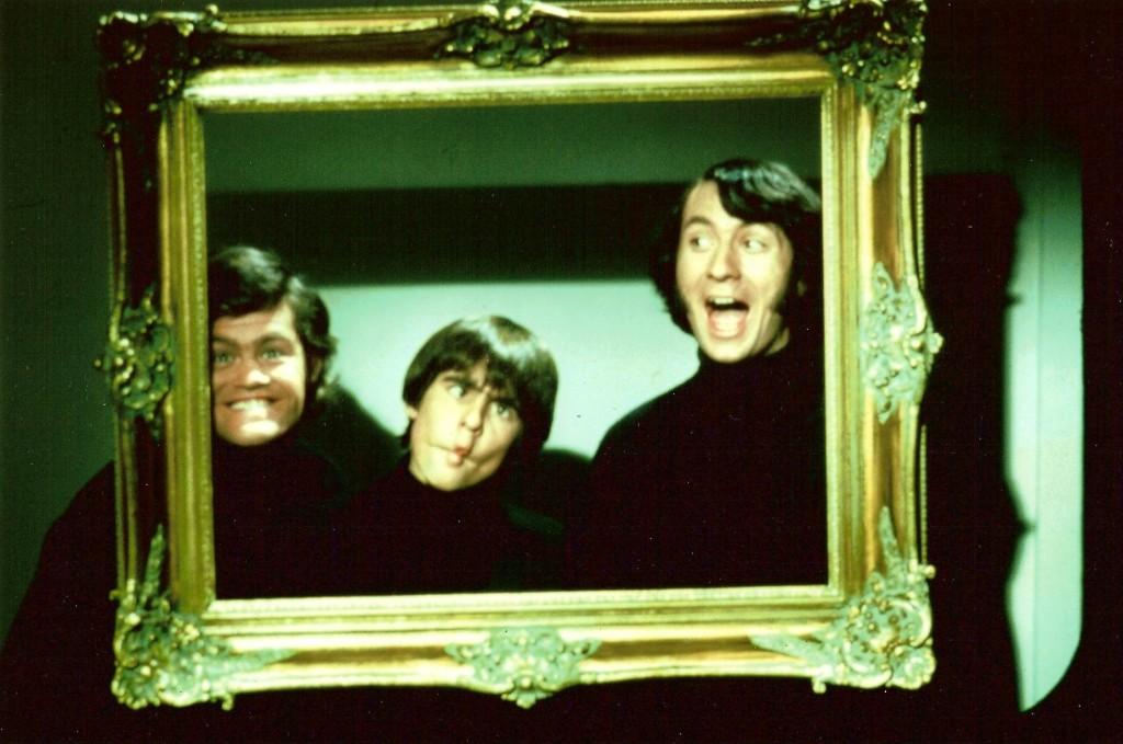 monkees 60's frame