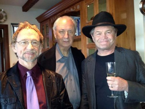 Michael, Micky and Peter 2012
