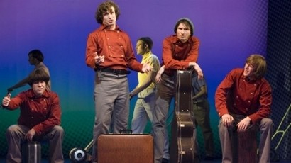 Monkee Business -The Musical at the King's, Glasgow, makes for a fun- packed night out