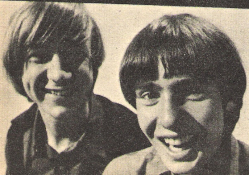 Davy and Peter