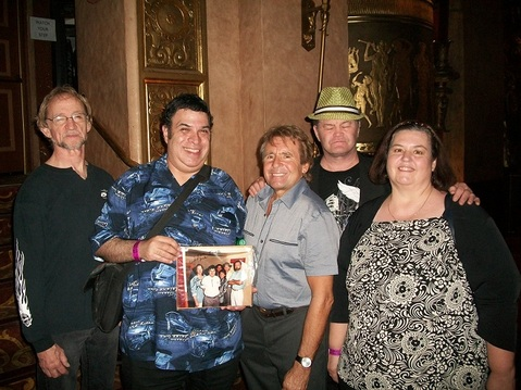 Monkees and fans