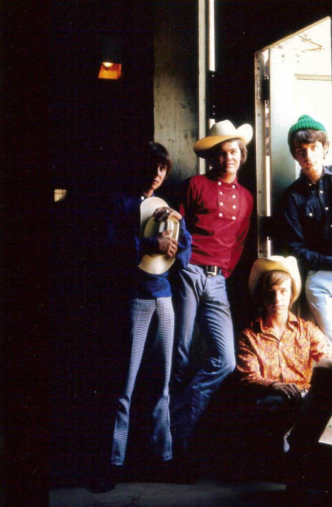 monkees 60's hats
